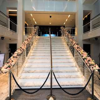 Flowers for Handrails (Rental)