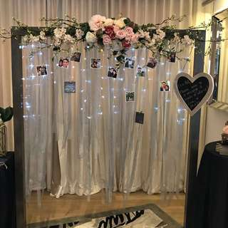 Flower Arch (Rental)