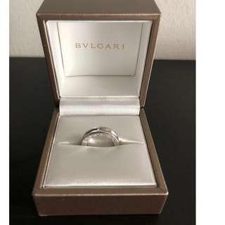 Bvlgari B.Zero 1-Band Ring In 18kt White Gold