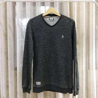 Grey sweater volcom