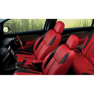 Car Leather Seat wrap - Leather Upholstery