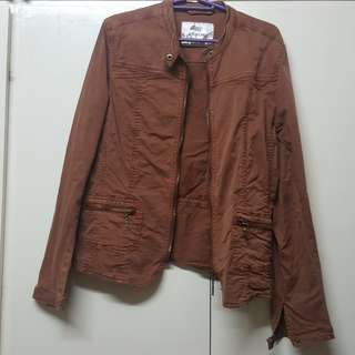 Brown Jacket for Women