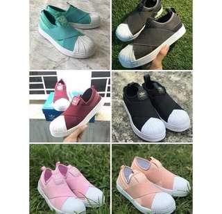 Free postage Adidas Slip On #fesyen50