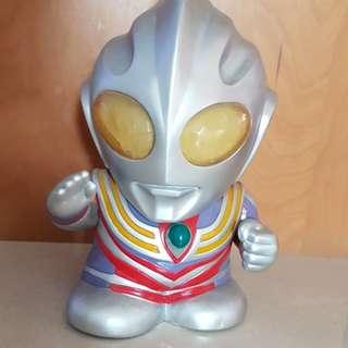 Ultraman piggy bank