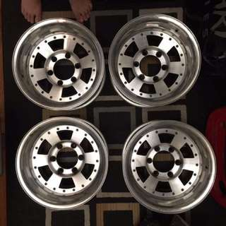JDM Rims 15 inches