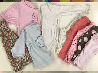 Blessing/Free/Giveaway Babies Assorted Apparels
