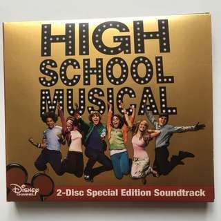 Disney High School Musical 1 Soundtrack CDs