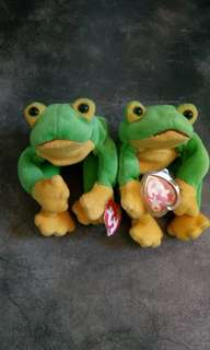 Frog stuff toys