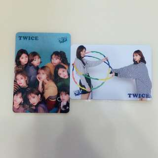 Twice Yes卡