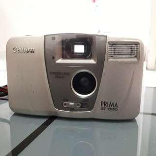 Kamera Analog Canon Prima BF-800