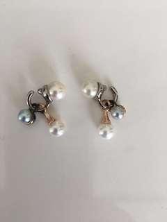 Earings for non-pierced ears