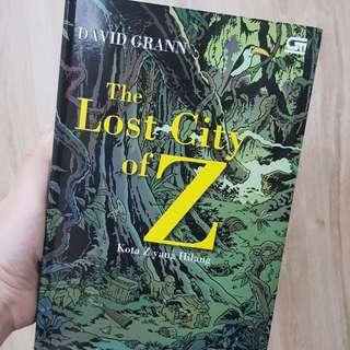 Tge Lost City of Z
