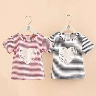 Kids fashion Girl Top Tshirt