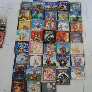 Popular Movie/Cartoon CD