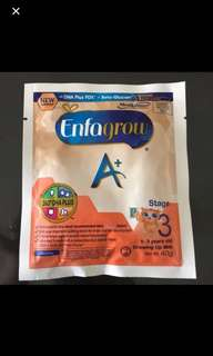 Brand new in packaging Enfagrow Milk Powder Stage 3