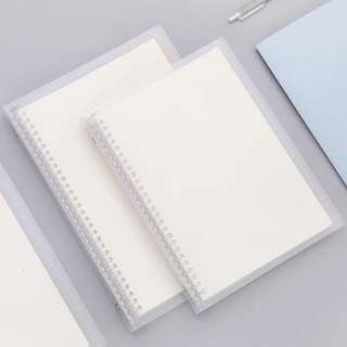 [po] loose leaf notebook