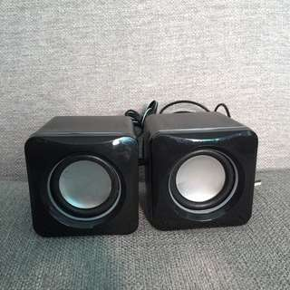Audiobox Speakers (Black)