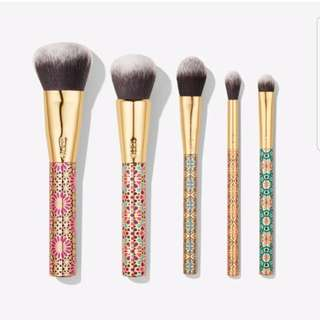 Tarte Limited-Edition Artful Accessories 5 Pcs Brush Set