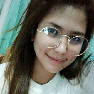 MF sunnies Eyeglass/ Anti Rad/ Replaceable