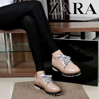 Sepatu Zara New Shoes 712-9