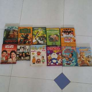 Movie and Cartoon CD