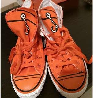 全新無盒  Dr. Seuss x Converse All Star 休閒鞋
