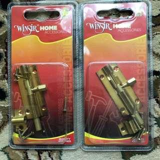 Selak Pintu Brass 50mm