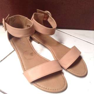 RUBI SHOES NUDE