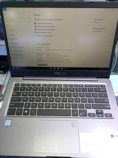 Asus S410U (全新)i7 8th Gen