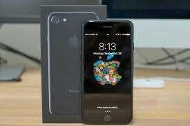 IPhone 7 32gb Jet Black anda bisa Cicil Tanpa CC