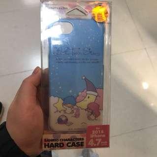 Sanrio原裝正版Litter twin star電話殼