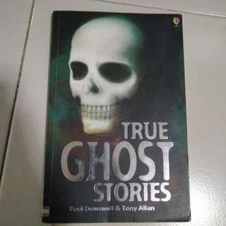 True ghost story
