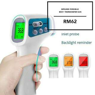 Infrared Forehead body Themometer