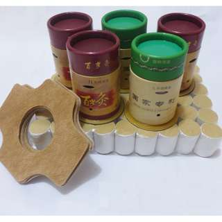 PREORDER Wormwood Moxibustion Items