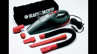 Car vacuum cleaner black and decker Dustbuster auto