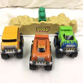Tiny n Tuff Off Road Set