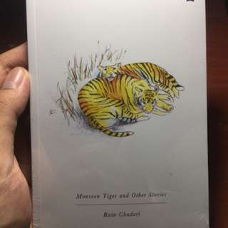 Monsoon Tiger and Other Stories (Rain Chudori)