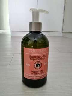 L'OCCITANE Repairing Shampoo 500ml