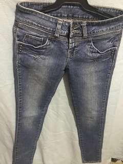 Jag low waist jeans
