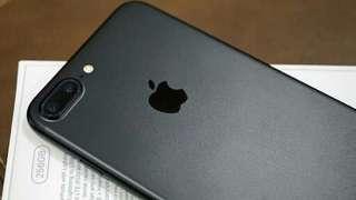 IPhone 7 Plus 256GB Black - Kredit Tanpa CC