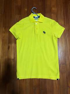 abercrombie Muscle Polo - Kids XL