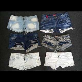 Hot Pants Gemyes