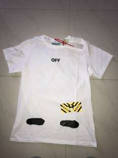 Off white origanal