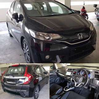 SAMBUNG BAYAR / CONTINUE LOAN  HONDA JAZZ V SPEC