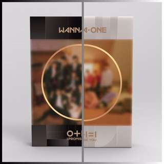 NON Profit EMS PO wanna one IPU I promise you comeback