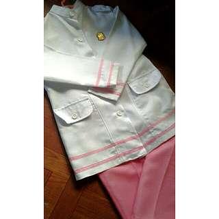 Uniform puteri islam kanak kanak