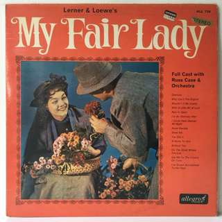 Russ Case And His Orchestra ‎– My Fair Lady (1964 UK Original - Vinyl is Excellent)