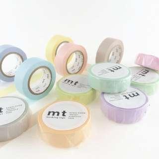 [po] mt washi tape