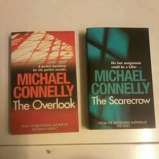 English novels michael connelly
