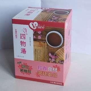 VCare 四物湯 📬包平郵